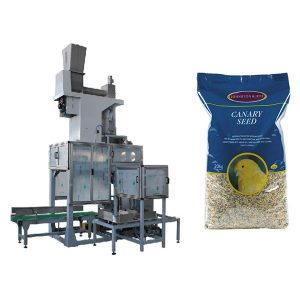 20kg种子开口袋装袋装灌装秤自动粒大袋包装机