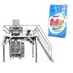 4头线性称重洗衣粉洗衣粉包装机