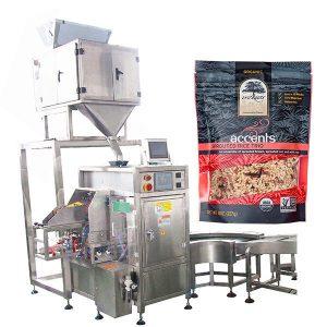 咖啡粉自动灌装封口机
