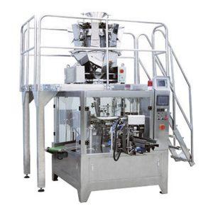 自动干果袋灌装包装制作机械