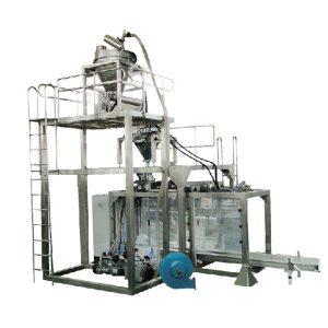 大袋自动粉末称重灌装机奶粉包装机