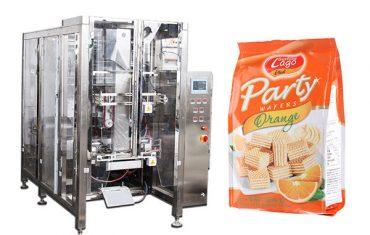 全自动食品四方密封袋包装机