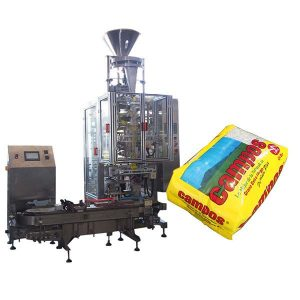 高精度大米自动包装机
