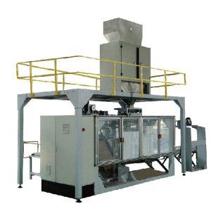 高自动化包装机,粉末大袋灌装封口线,操作方便