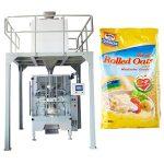 线性秤自动燕麦包装机
