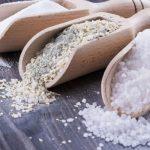 大米/糖/盐和豆类