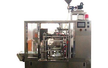 旋转式填充密封,带有用于液体和糊状物的填料