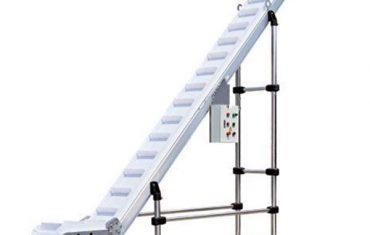 S型夹板式皮带电梯