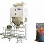 Semi-automai 50kg rice bagging machine