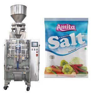 立式自动袋装盐包装机