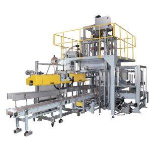ZTCP-50P全自动重袋粉末包装机组