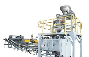 ztcp-50p全自动粉末编织袋包装机