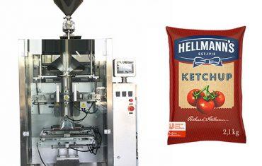 500g-2kg番茄酱酱料包装机